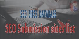 Free SEO submission sites database | Thakur Blogger