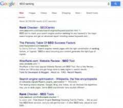 google rank checking tools