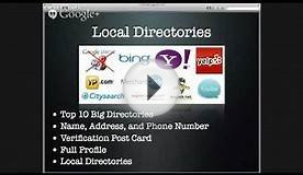 SEO For Local Business - How Do Dominate The Web With Your